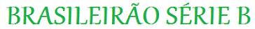 Brasileirão Série B 2013