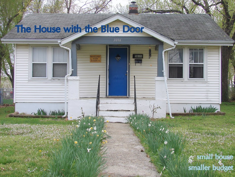 The House with the Blue Door