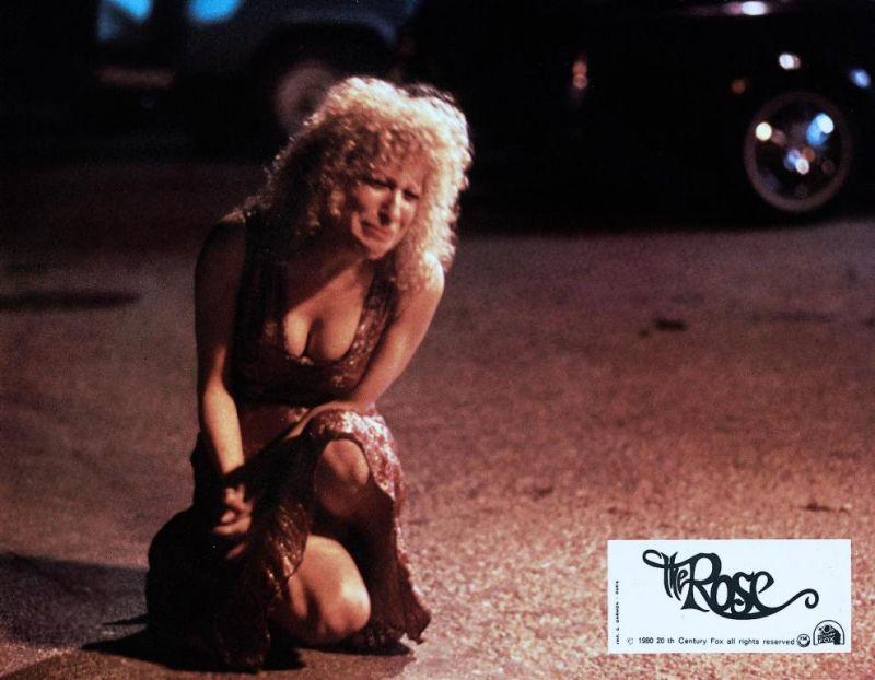 bobby rivers tv bette midler as quotthe rosequot 1979