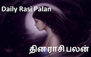 Daily Tamil Rasi Palan