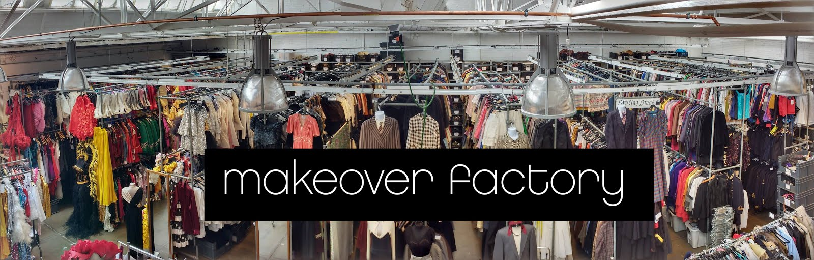 Alternatief Kostuum Amsterdam | Makeover Factory & Stylingstock