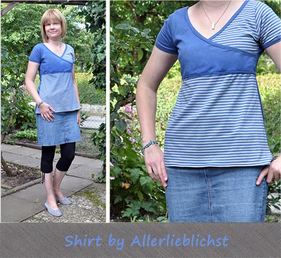 Shirt by Allerlieblichst
