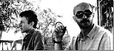 indio solari con barba
