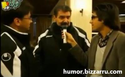 Toni canta fado no Irão
