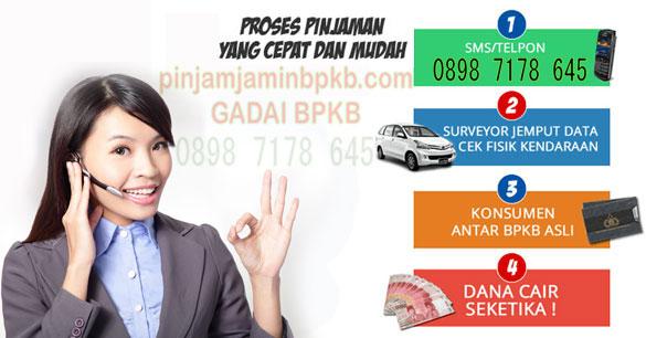 Proses Pinjaman Jaminan BPKB Mobil-Motor