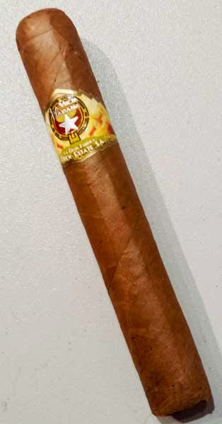 La Vieja Habana Connecticut Shade Gordito Rico Cigar