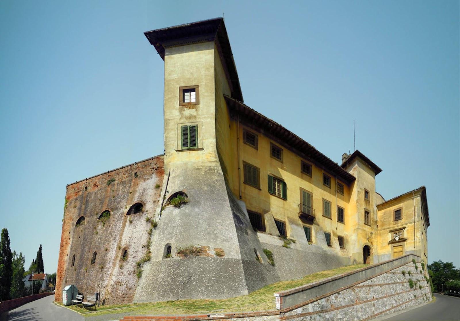 Villa Romagnoli Maria Ss Della Vittoria