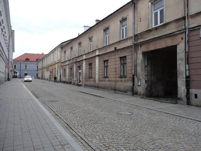 Ulica Leśna