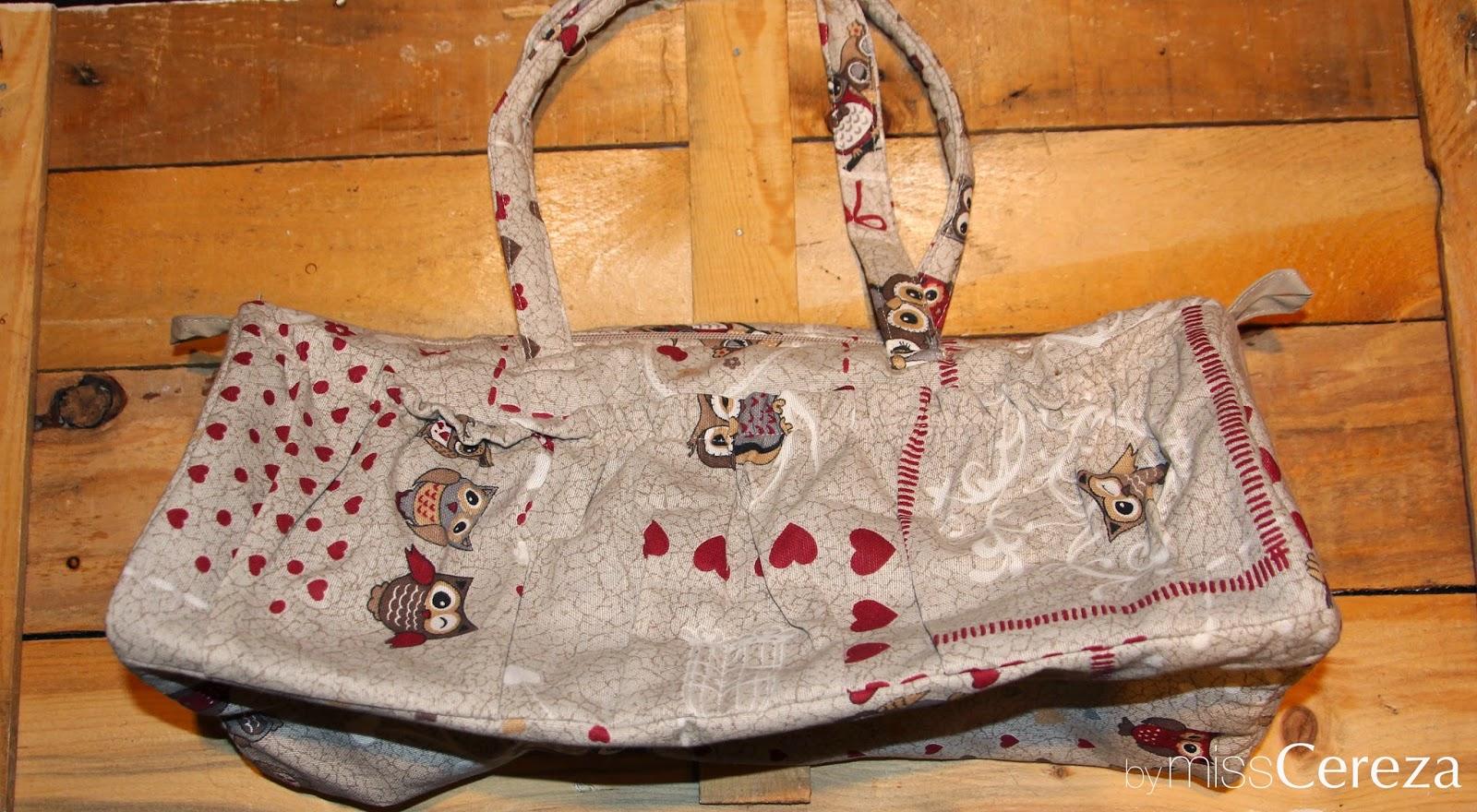 bolsa porta lanas