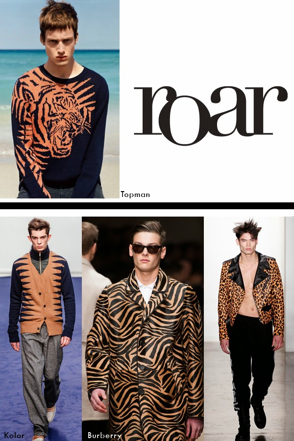 animal print, tigre, estampado de leopard, leopard, burberry, topman