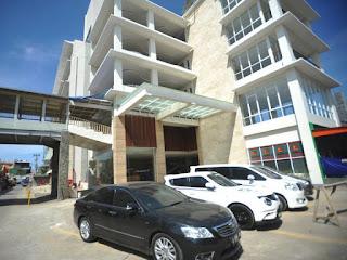 Hotel Laut Biru  Pangandaran