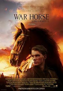 Caballo de batalla (war horse) (2012)
