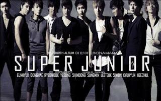 Sejarah Berdiri BoyBand Super Junior (SUJU)