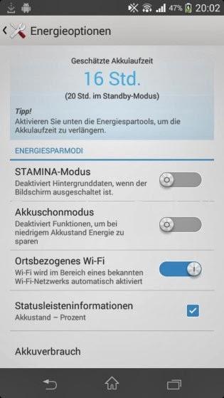 Xperia T, Xperia TX ve Xperia V için Android 4.3 güncellemesi