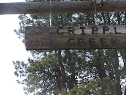 Haunting Ghosts of Cripple Creek Farm