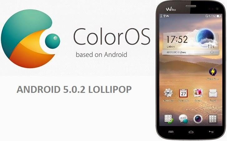 ... BLOG: COLOR OS 5.0.2 WIKO RAINBOW MICROMAX A120 MYPHONE AGUARIO
