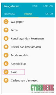 Cara Baru Menyetel Email di Aplikasi Bawaan Android