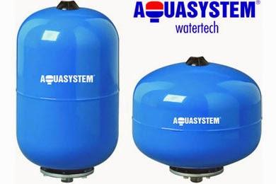 bình tích áp, giãn nở Aquasystem