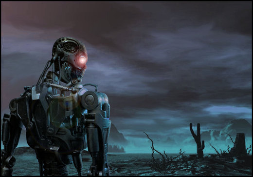 Terminator Concept design por harrynotlarry