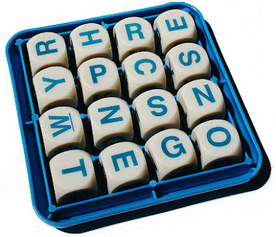 Word game, Parker Brothers, Hasbro
