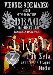VIERNES 9 DE MARZO 2012 CONCIERTAZO EN LA ZETA!!