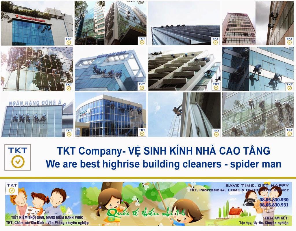 dich vu lau kinh tkt cleaning TPHCM, Binh Duong, Dong Nai, Long An, Vung Tau