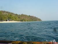 Wisata Alam Pulau Tangkil Bandar Lampung