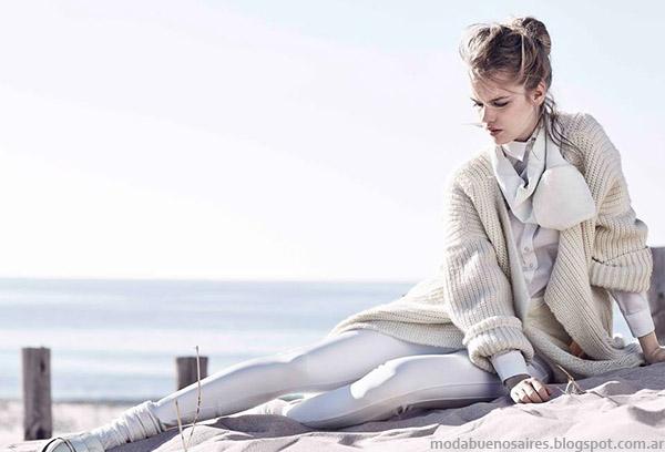 Moda Argentina Paula Cahen D'Anvers otoño invierno 2015. Moda invierno 2015.