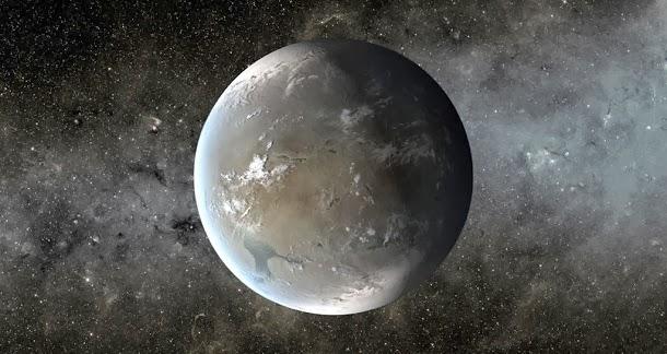 Kepler-62e e Kepler-62f: Possíveis mundos aquáticos que suportam vida