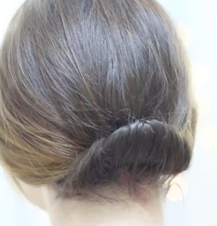 Really Easy Updos for Short Hair - Hairstyle Tutorials
