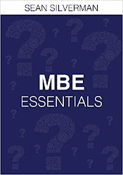 MBE Essentials on Amazon.