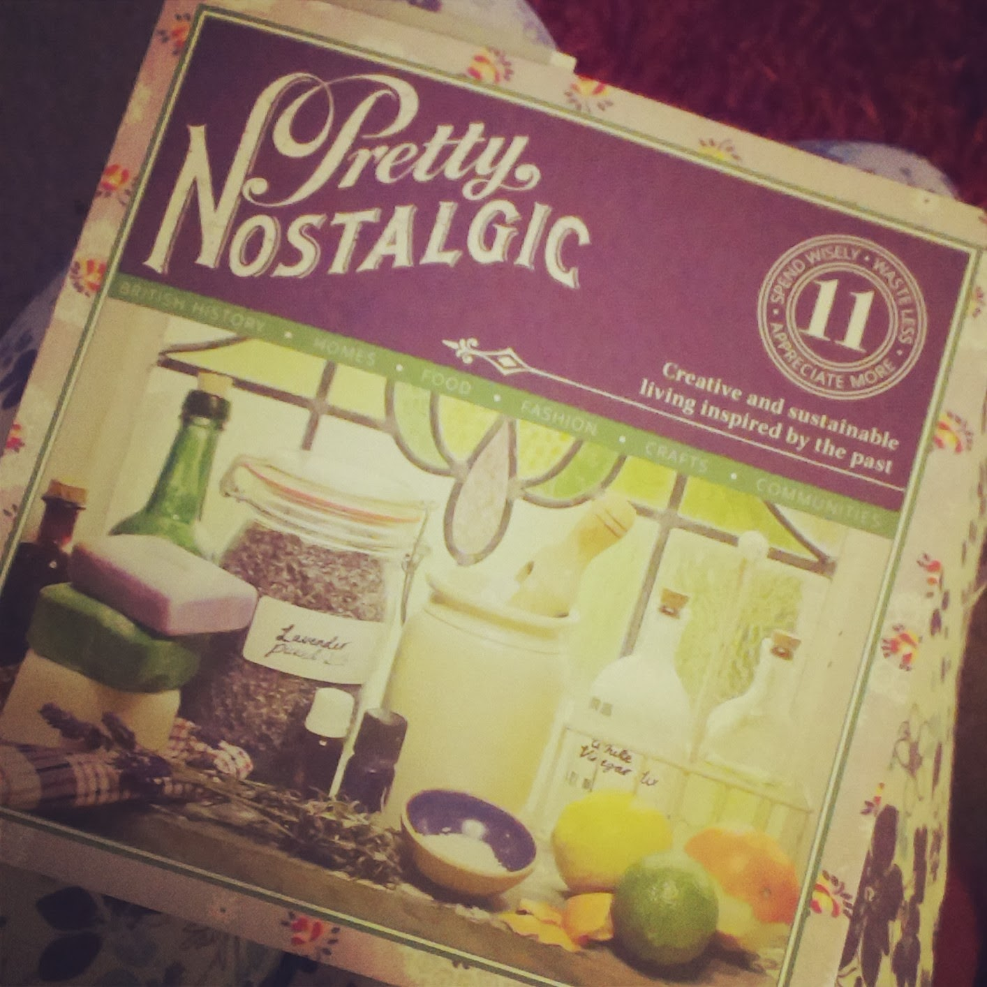 Pretty Nostalgic magazine