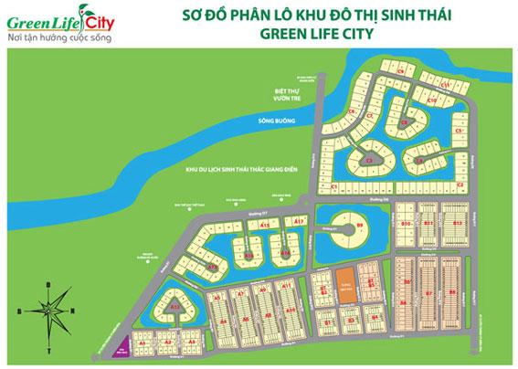 Dự án Green Life city Giang Điền