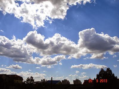 au si norii frumusetea lor