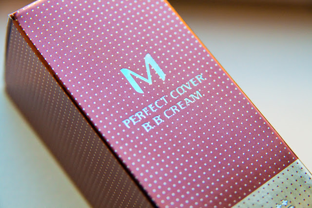 Product Review / Missha M Perfect Cover BB Cream