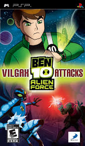 Free Download Games ben 10 alien force vilgax attacks PPSSPP ISO Untuk Komputer Full Version ZGASPC