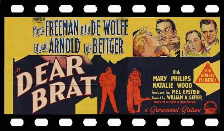 DEAR BRAT (1951) WEB SITE