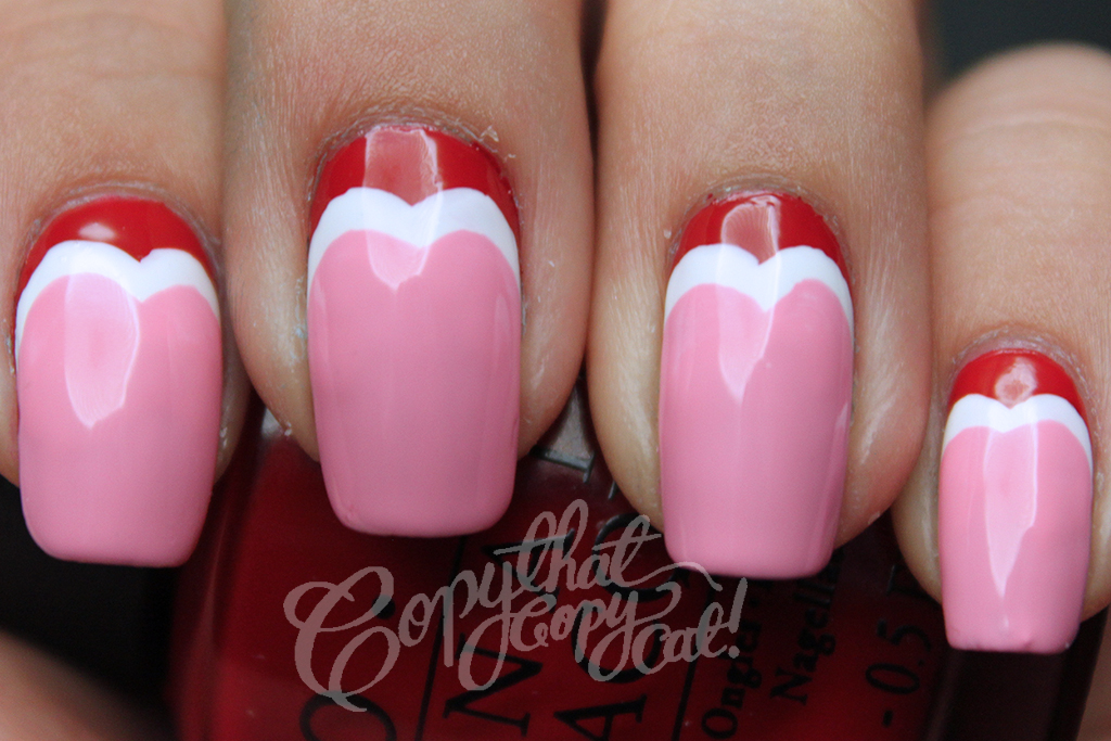Valentines day heart ruffian nails copy that copy cat prinsesfo Images