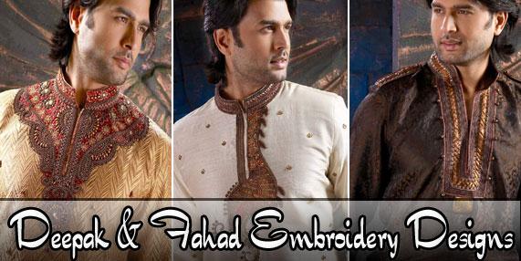 New Embroidery Designs For Men Designs For Gents Kameez Dresses