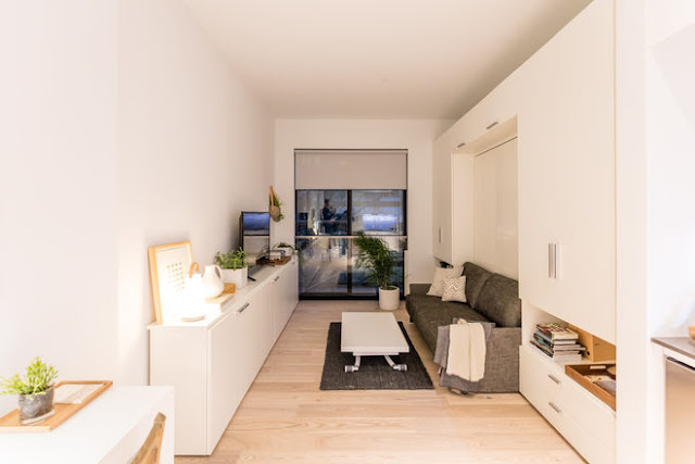Tiny House Town See Nyc S First Micro Apartment Building