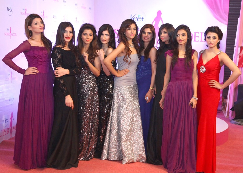 Veet MISS Super Model 2014, Model Hunt, Top Models of Pakistan, Veet, Beauty, Models, Super Models,