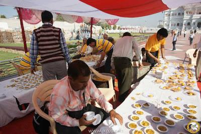 Prem Mandir anniversary with Kripalu Ji Maharaj, Jagadguru of  Vrindavan