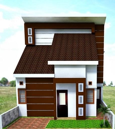 Desain Renovasi Rumah Type 45 , Perumahan Bumi Pundita Mas Makassar  Jasa Desain Rumah