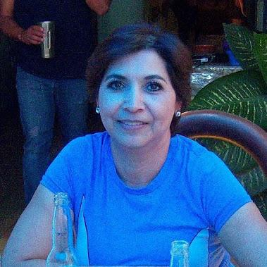 Blanca Cardenas -LA PRESIDENTA RENOVARE A.C.