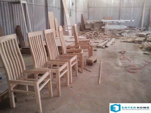 Xưởng gỗ nội thất ENTERHOME