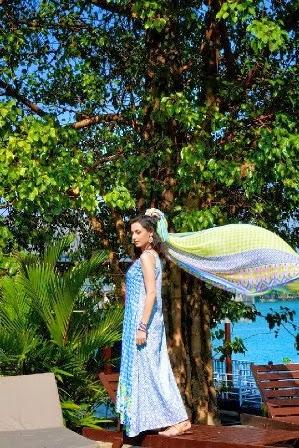 Ayesha Somaya Lawn Collection For Women