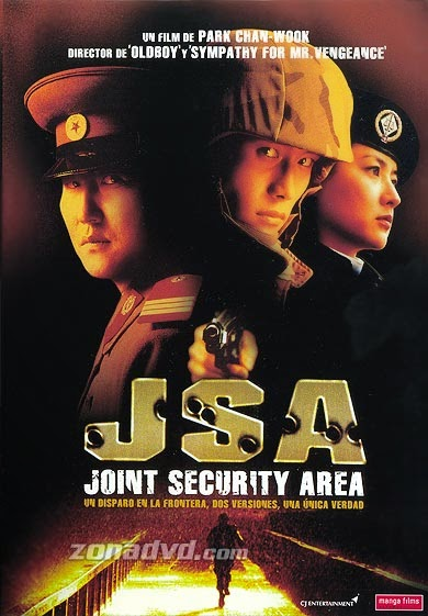 J.S.A.: Joint Security Area (2000) tainies online oipeirates