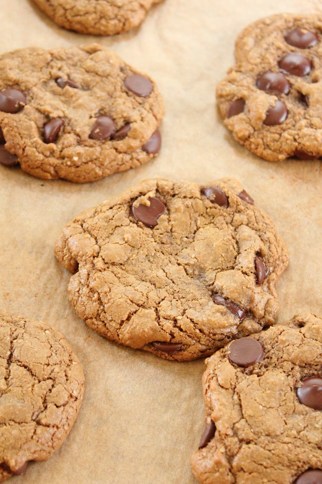 Espresso chocolate chip cookies | Eat Good 4 Life