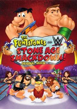 descargar Los Picapiedras y WWE: Smackdown en la Edad de Piedra en Español Latino