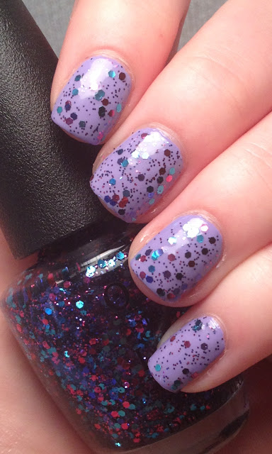 china glaze tart-y for the party opi polka.com